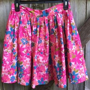 EUC Tracy Feith skirt